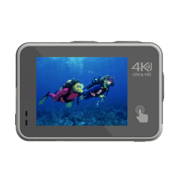 Action Camera Ultra HD 4K / 30fps WiFi 2.0