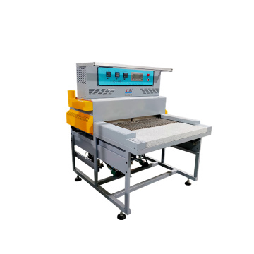 pvc equipment for colored gift product baking oven