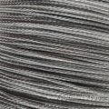 7x19 Dia.6mm Galvanized Steel Cable