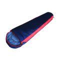 Outdoor Portable 3 Season Camping Envelope Mummy Sleeping Bag for Travel