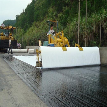 Long Fiber Or Short Fiber Nonwoven Geotextile Fabric