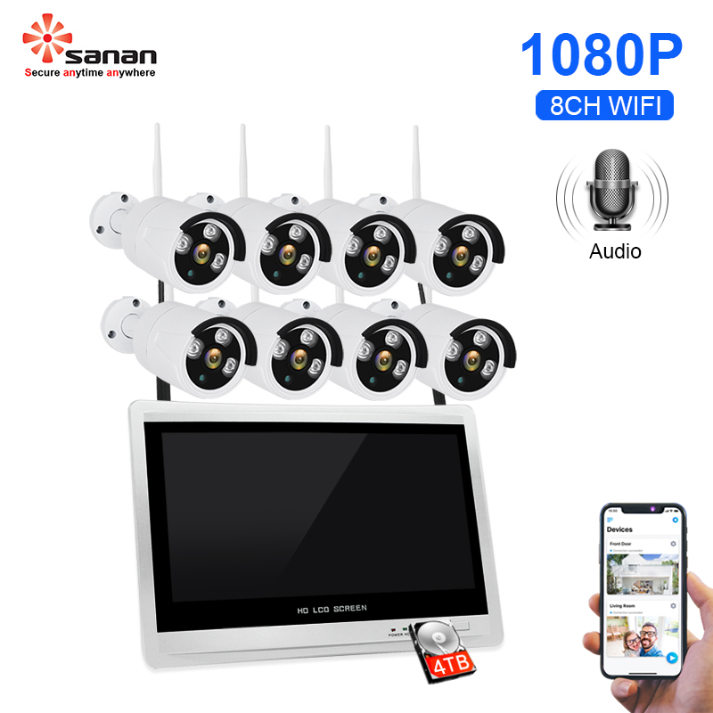 Wireless CCTV Kit