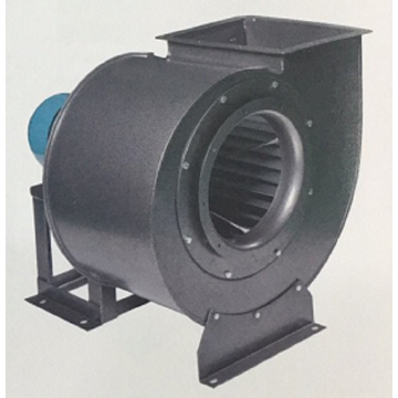 Centrifugal fan unit for HVAC system