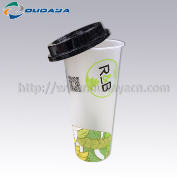 Beverage Cup IML Plastic for Frozen Food Packaging