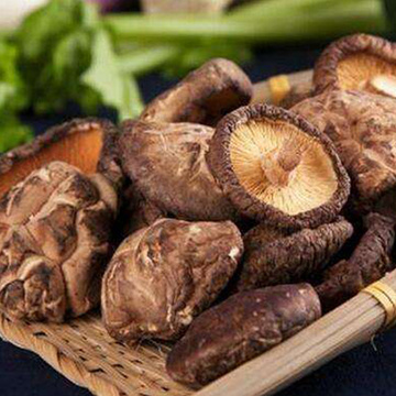 Shiitake Mushroom High Quality Dried
