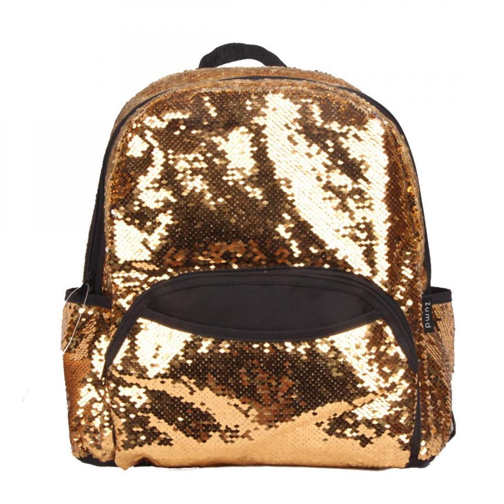 Red Sequin Backpack 2