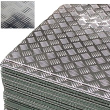 Mirror Finish Diamond Pattern Aluminum Tread Plate