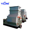 High Capacity Wood Hammer Mill