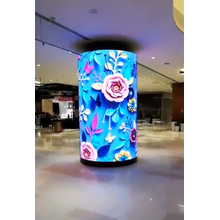 PH2.5 Indoor Soft LED Display With 240x120mm module