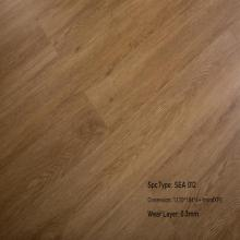 5.5 mm 22 mil SPC rigid vinyl flooring