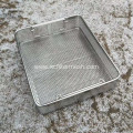 Stainless Steel Perforated Plate Baskets