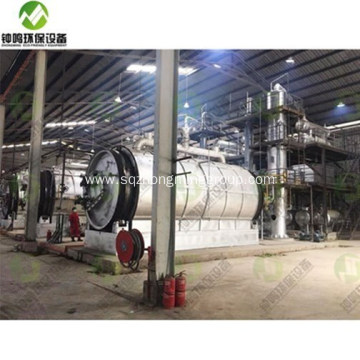 Heavy Crude Oil Distillation Tower Equipment