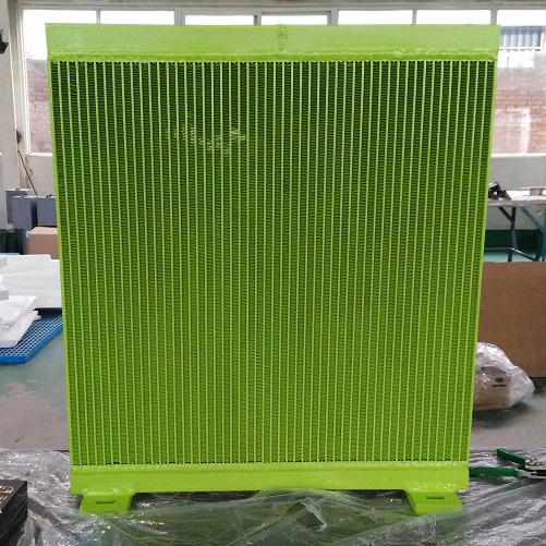 water cooler heat exchanger for solar