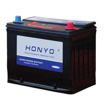N50MF Car Maintenance-free Batteries