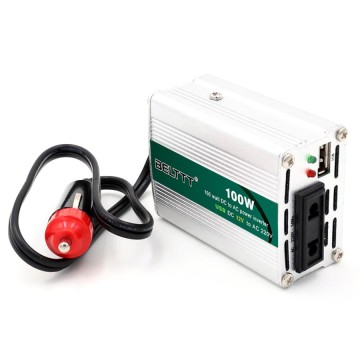 Mini Inverter High Efficiency with USB Port 100W