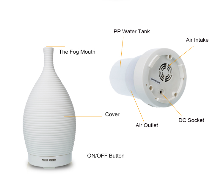 ceramic humidifier
