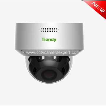 Tiandy Hikvision 2Mp Dome Ip Camera Motorized Lens