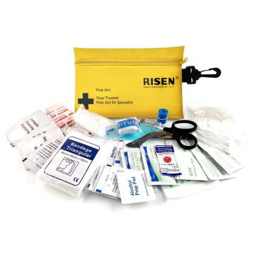Small Emergency First Aid Kit Bag