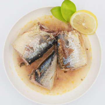 Hot Sell Best Canned Mackerel In Oil