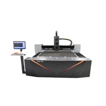 Jinan Superstar 1000W tube fiber laser engraving machine