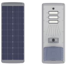 30W-120W Integrated Solar Street Light
