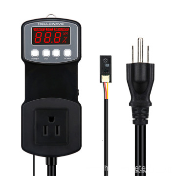 Digital Temperature Controller For Fermenter Greenhouse