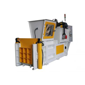 Scrap Iron and Aluminum can baler machine