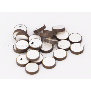 Custom Piezoelectric Disk Elements