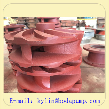 3/2 Slurry Pump BDC2147 B05 Slurry Pump Impeller