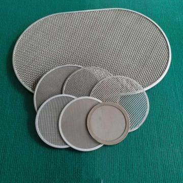 400 microns 316 sintered stainless steel filter disc