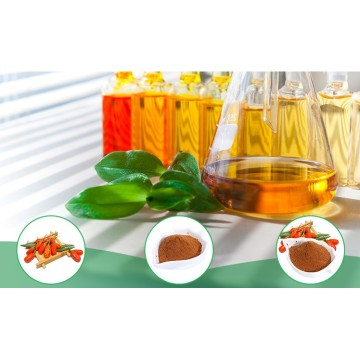 Natural organicg Go ji extract
