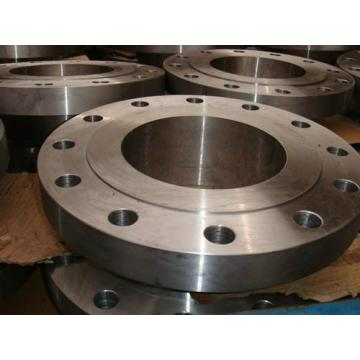 Galvanized pipe forged flange