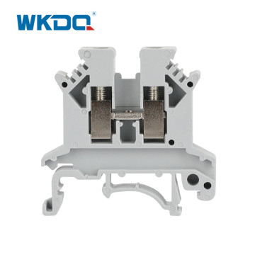 Screw Connection Din Rail Terminal Block