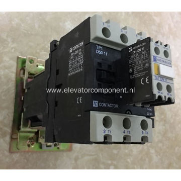 TELCO Contactor for LG Sigma Elevator Controller TP1-D5011