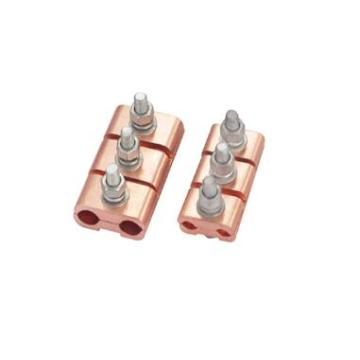 JBT Copper Parallel Groove Clamp