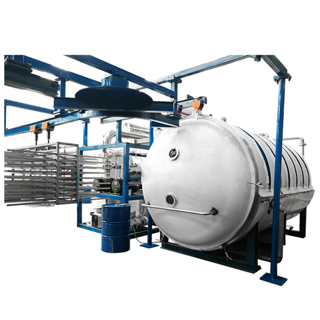 cassava freeze dryer