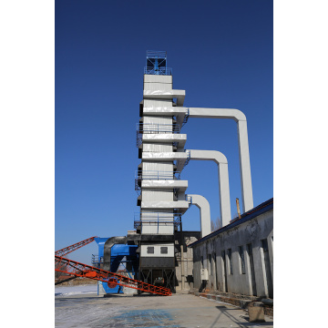 Rice Wheat Corn Soybean Grain Dryer Tower
