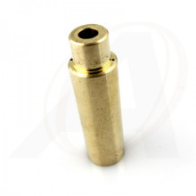 Brass Threaded Pipe  Polished Spacers
