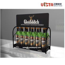 Liquor Beverage Promotional Countertop Display Fixtures