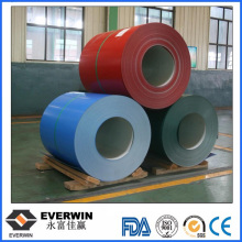 2017 Wholesale Color Coated Aluminum Coil