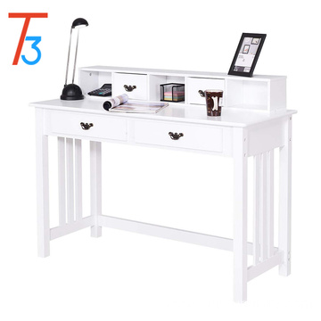 modern white wooden vanity drawer dresser makeup table