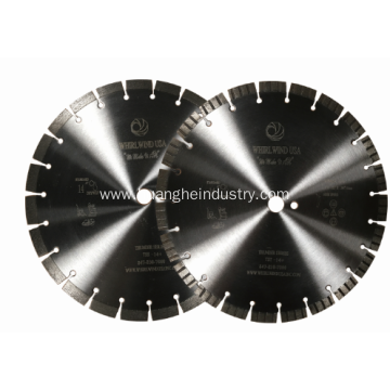 Tunder Series - General Diamond Saw Blade
