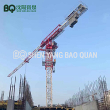 BQ GHP6016-8 8 Ton Topless Tower crane
