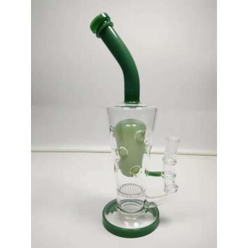 Tornado and Swiss Perc Recycler Bongs