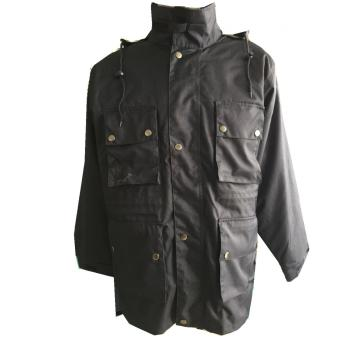 REMOVABLE PADDED UPPER OUTER GARMENTS JACKET