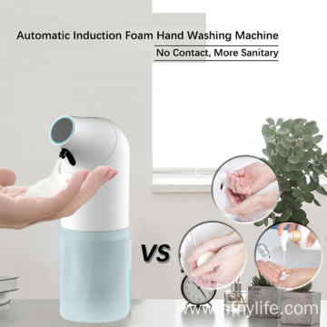 automatic soap dispenser wall mounted