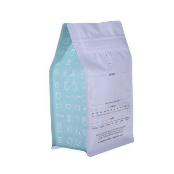 Eco-friendly seal protein powder bag with zipper