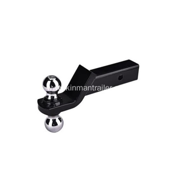 double tow ball mount