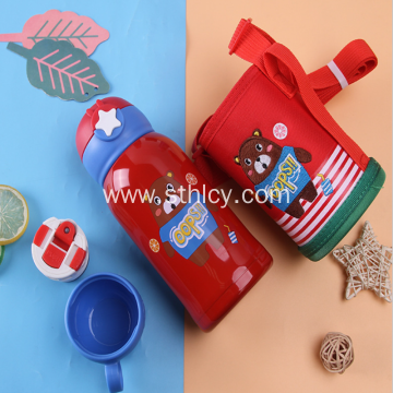 Creative Children's Stainless Steel Cup