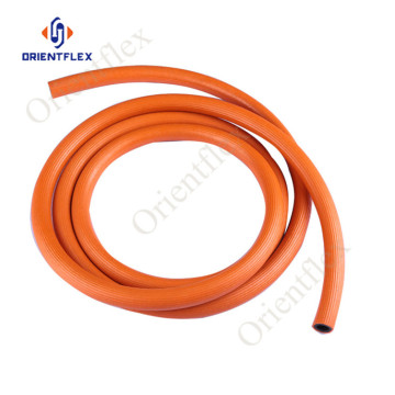 flexible acid resistant blue gas line hose